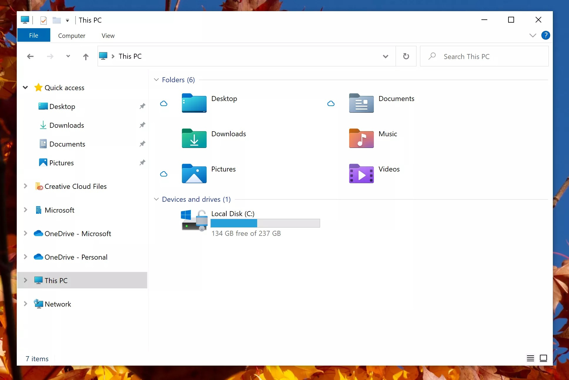 Windows 10 gets new icons for the File Explorer in latest Insider build